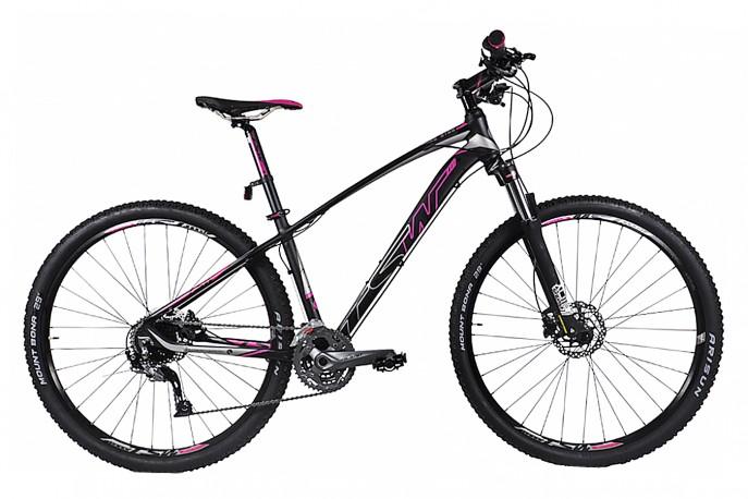 Bicicleta Feminina 29 Jump 27V Hidráulico Alivio - TSW