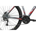 Bicicleta 29 Atrix 27V Suspensão com Trava - First