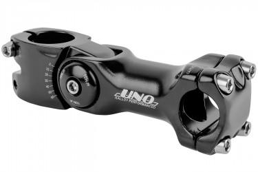 Suporte Guidão AHS Alumínio 28,6mm com Regulagem - Uno