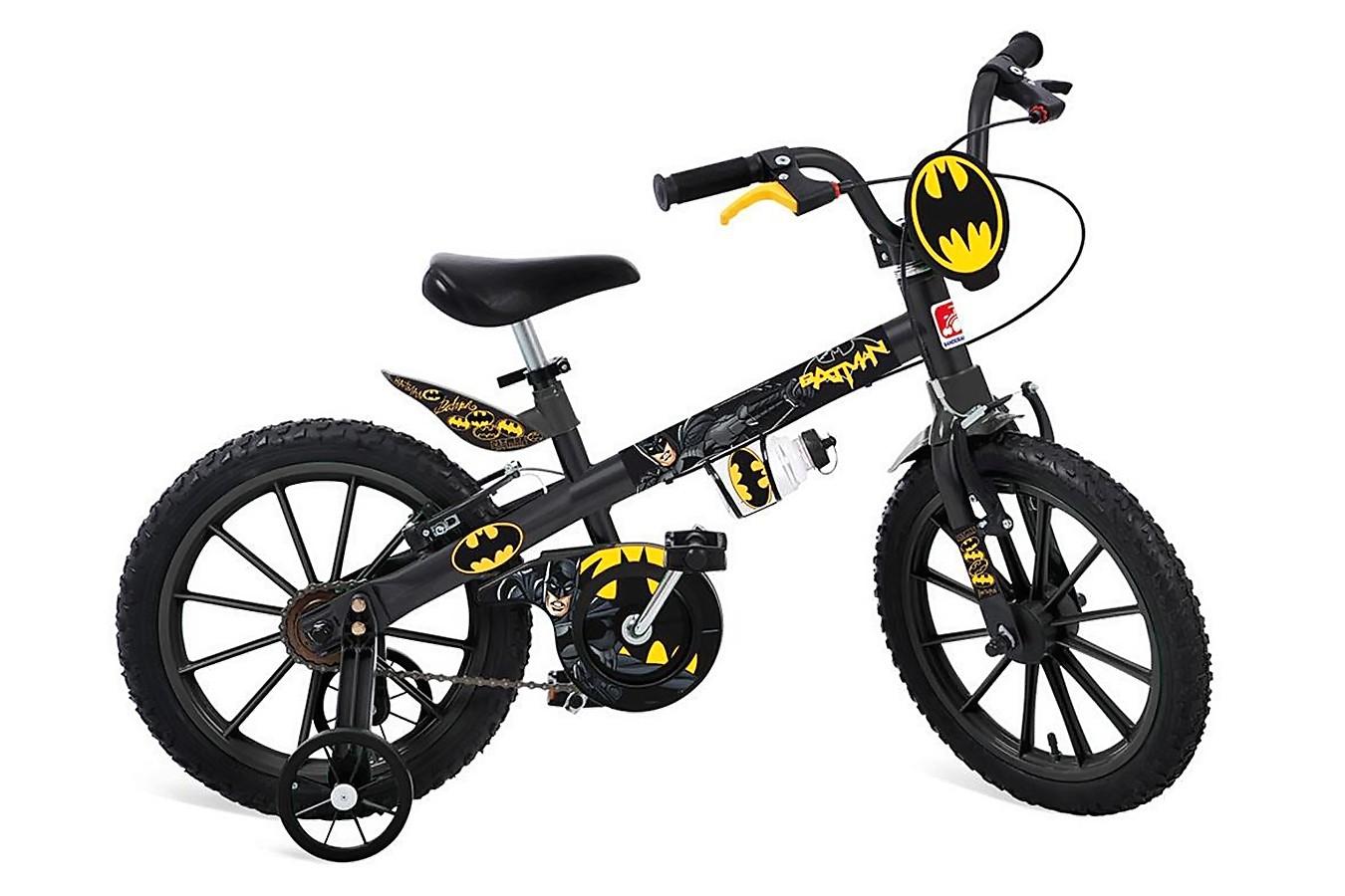 Bicicleta 16 Infantil Star Wars - Bandeirante