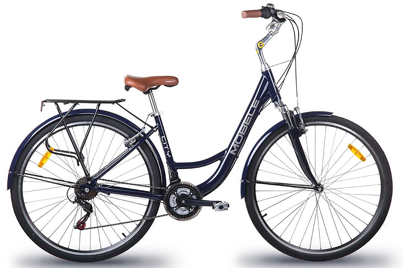 Bicicleta 700 City 21V - Mobele