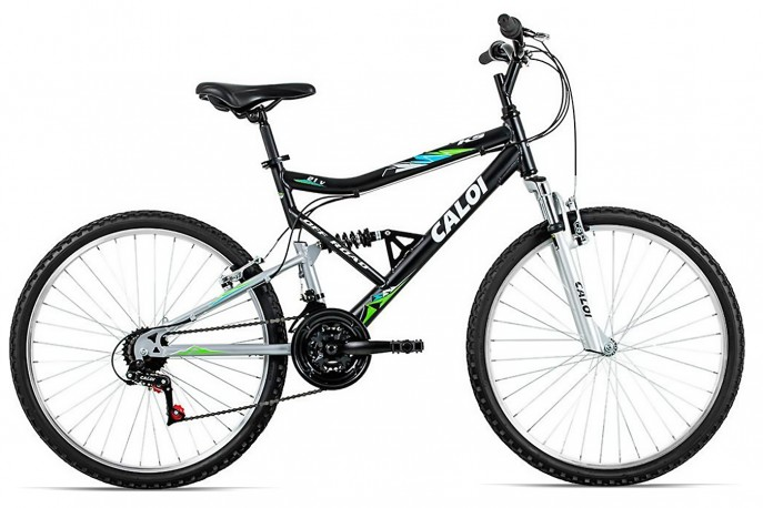 Bicicleta 26 KS 21V Full - Caloi