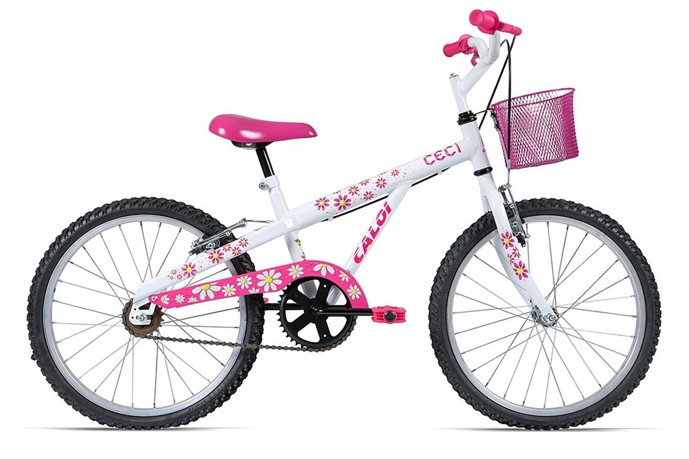 Bicicleta 20 Feminina Ceci - Caloi