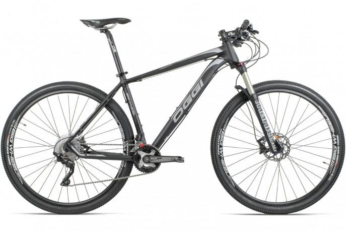 Bicicleta 29 7.4 Alumínio SLX 20V Freio Hidráulico M675 - OGGI