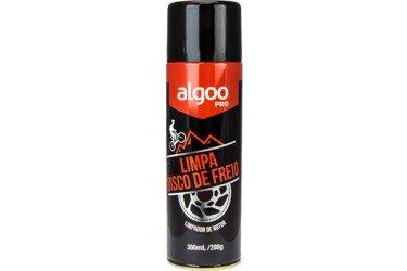 LIMPADOR ALGOO POWERSPORTS PARA ROTOR DISCO DE BIKE MTB & ROAD - SPRAY 300ML