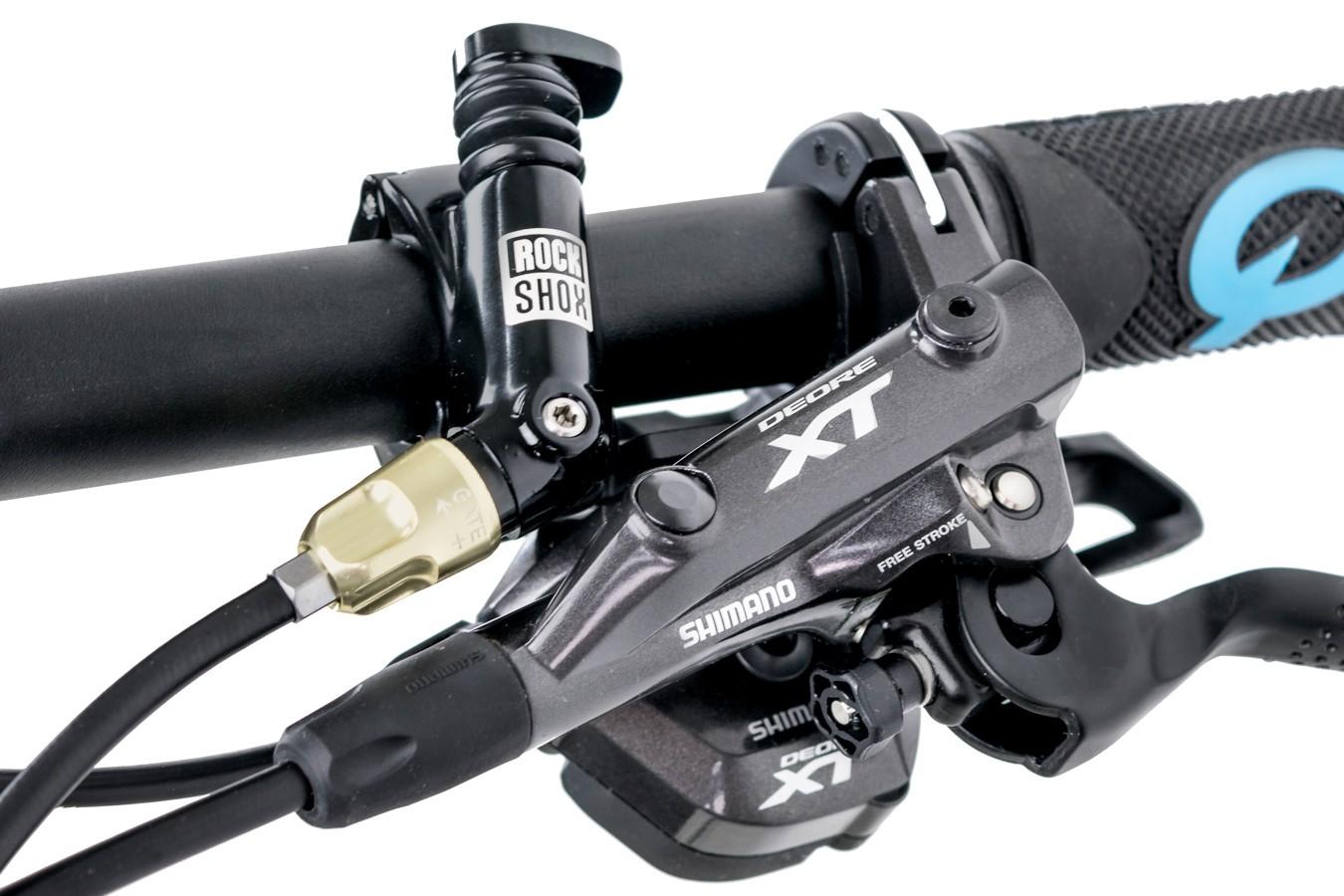 Bicicleta 29 Agile Pro Team Xt 22v Sid - OGGI