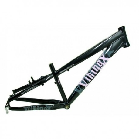 Quadro VikingX Warrior Freeride Preto