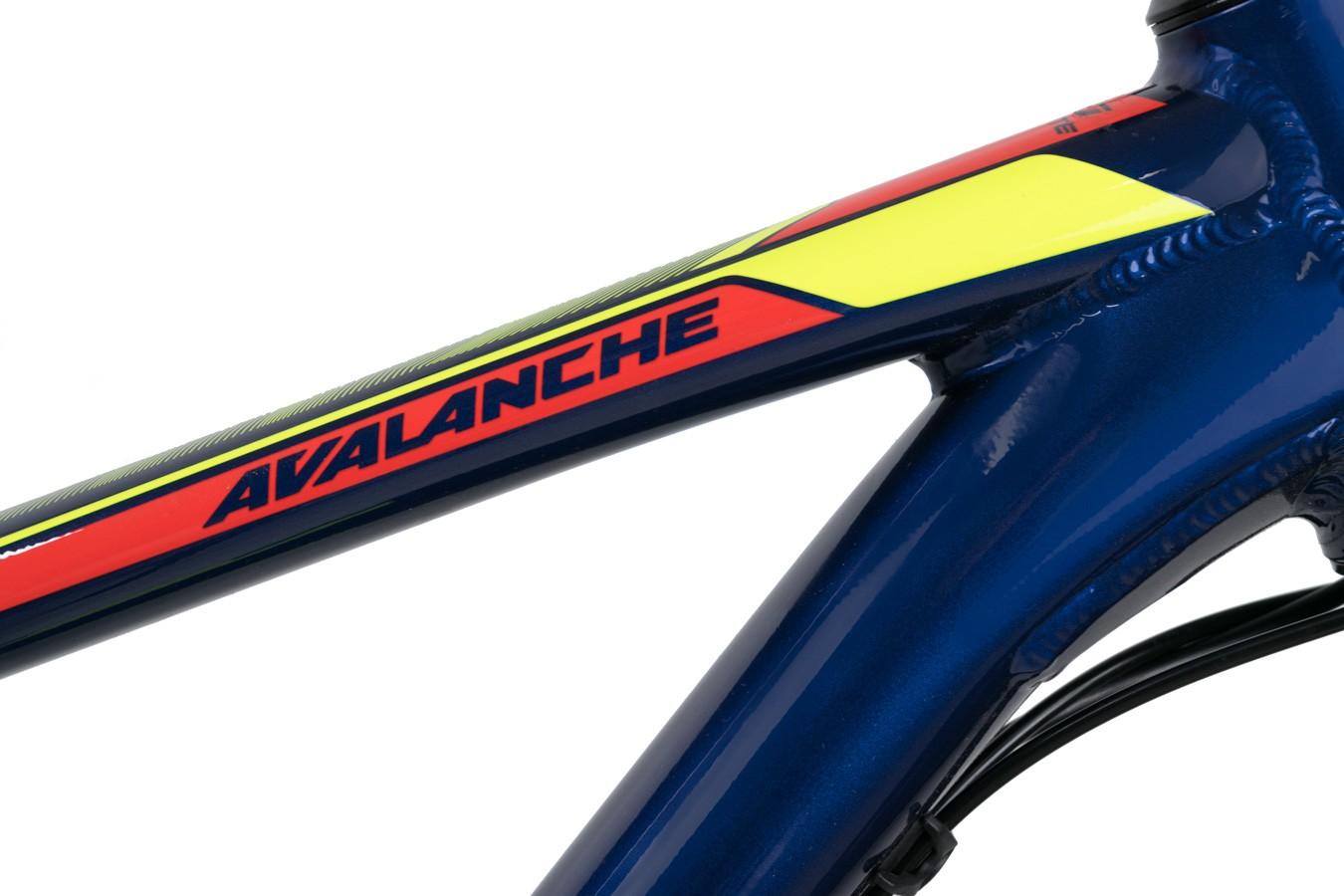 Bicicleta 29 Avalanche Elite 20v 2018 - GT