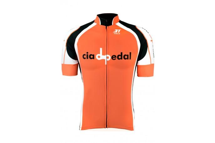 Camisa Ciclismo - CIA DO PEDAL