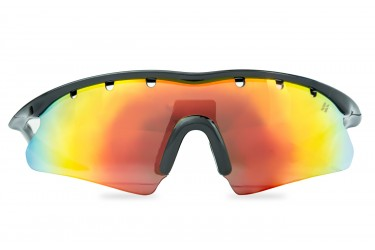 b9f1450525c07 Óculos Ciclista 3 lentes Fusion - High One ...
