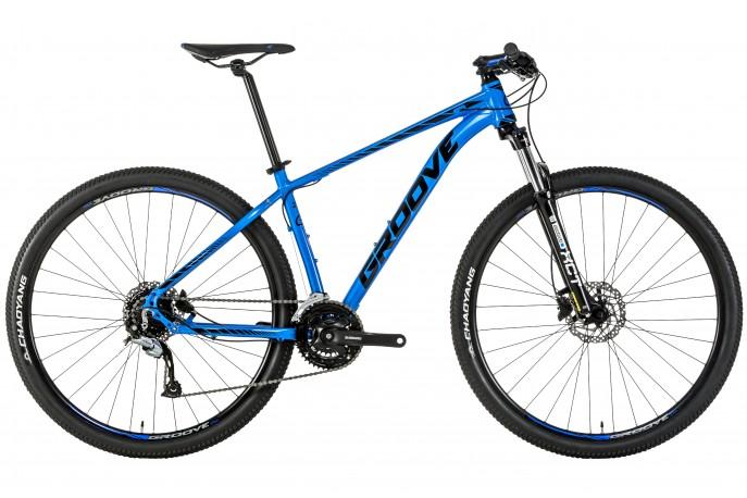 """Bicicleta 29"""" SKA 50 24v - GROOVE"""
