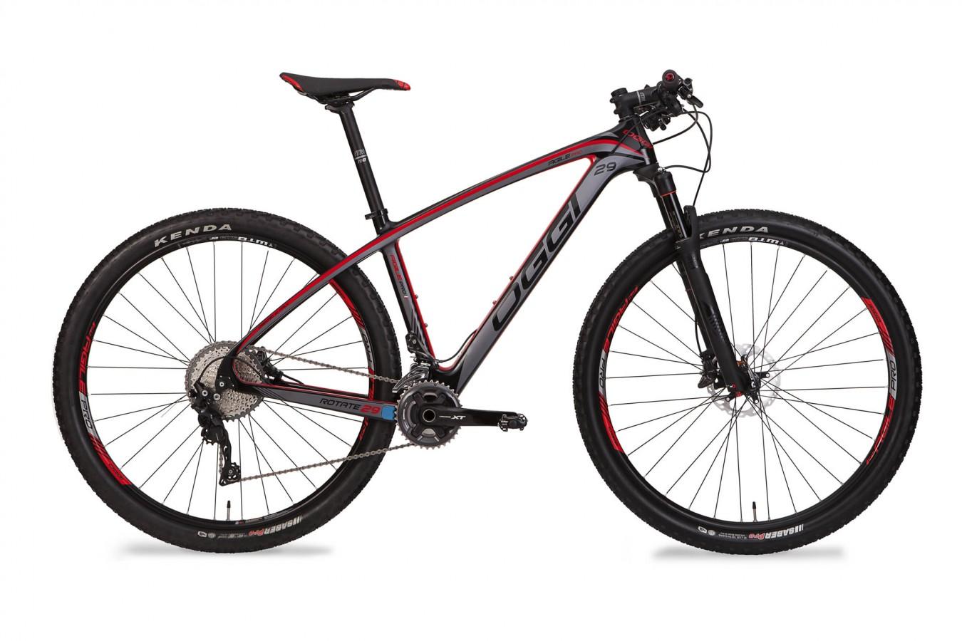 Bicicleta AGILE PRO Carbon 22V - OGGI