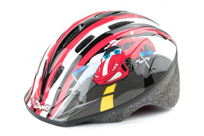 Capacete Infantil Racing Vermelho - Kidzamo