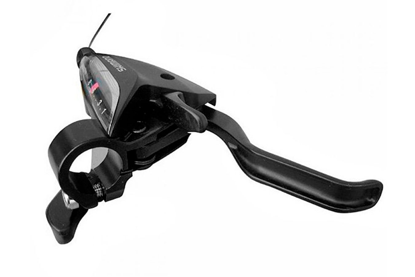 Alavanca de câmbio Shimano Altus/Acera 24V ST-EF65