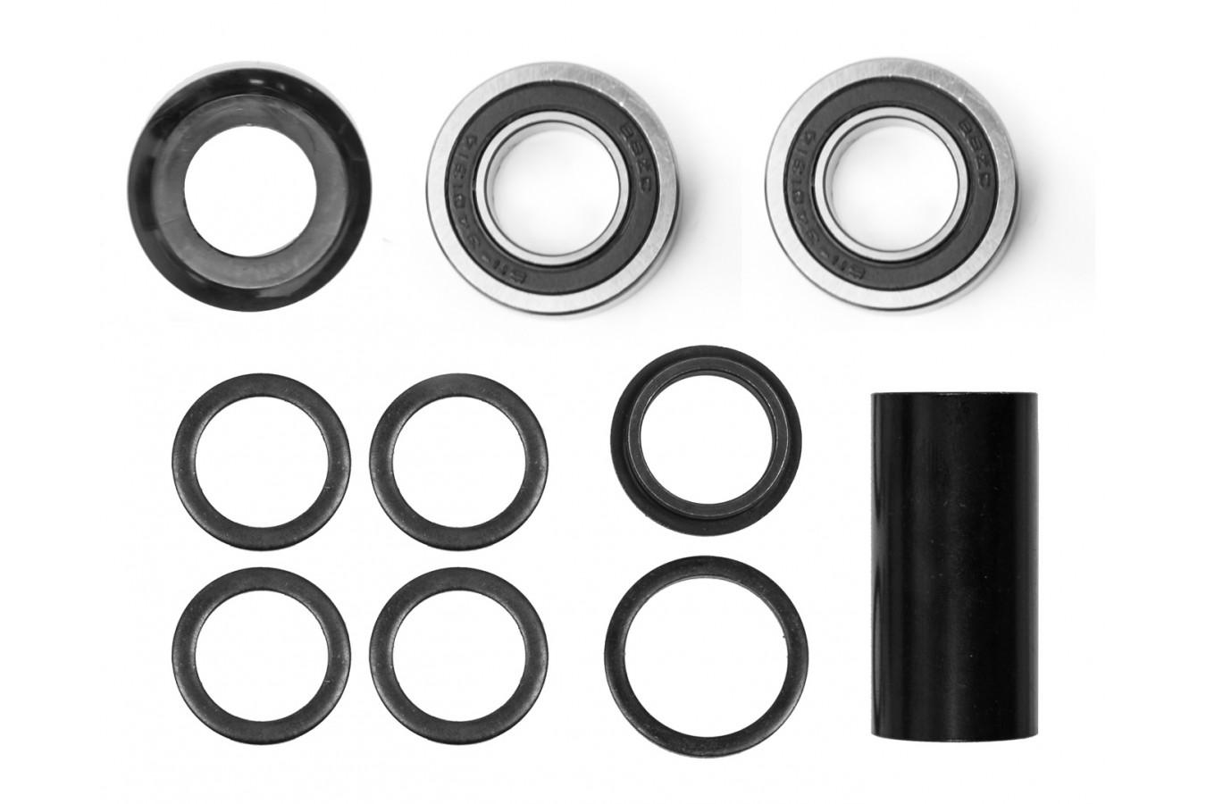 Movimento Central BMX STREET Rolamento Alumínio 34,7mm - GIOS