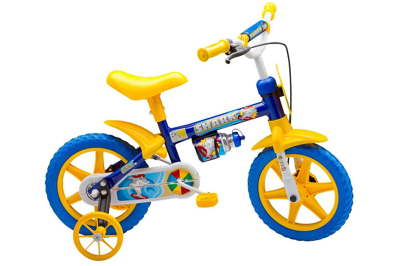 Bicicleta aro 12 Nathor modelo Shark