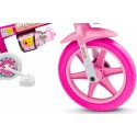 Bicicleta aro 12 modelo flower Nathor