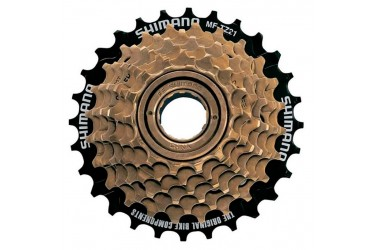 Roda Livre 7v Index 14/28D MF-TZ500 - SHIMANO