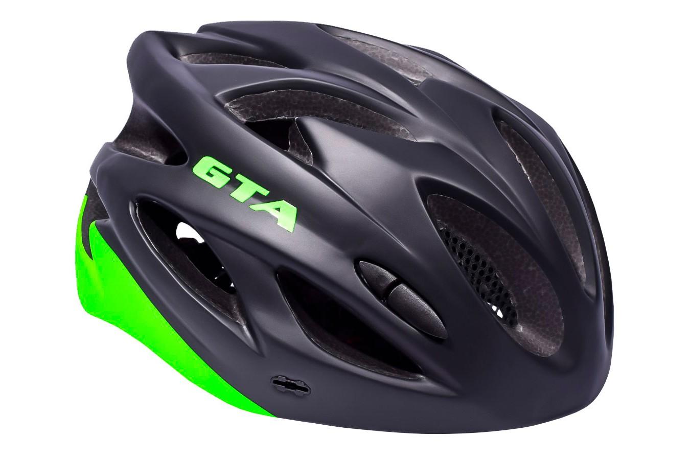 Capacete Ciclista Inmold 18F 54-58CM - GTA