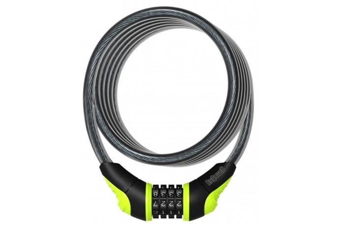 Cadeado Segredo 8169 Neon - ON GUARD