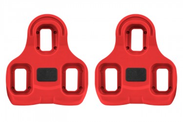 Taco de Pedal Road Speed para Look Keo Preto Float 0° - FLR