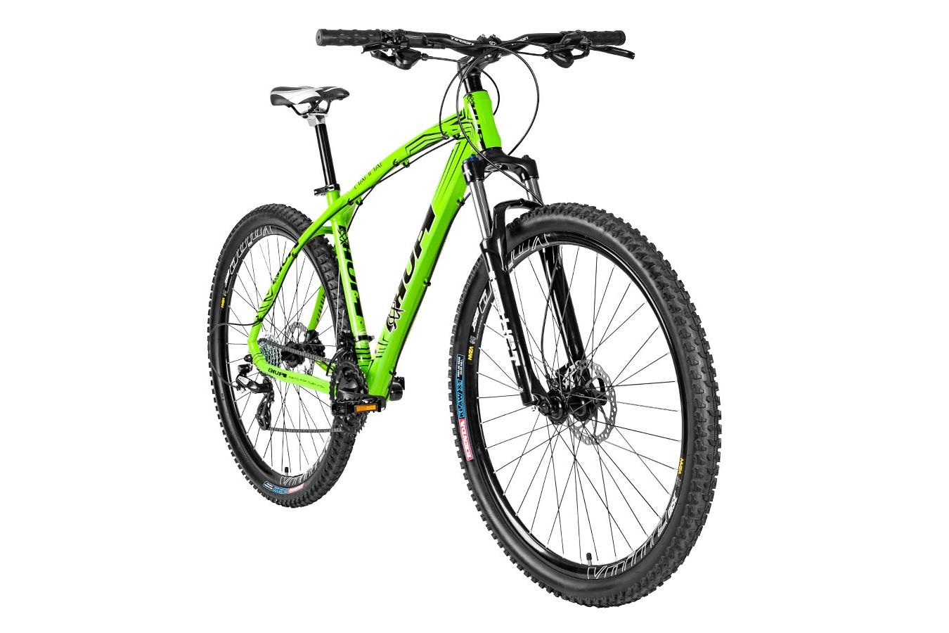 """Bicicleta 29"""" Altus 24V freio hidráulico Nannai Hupi"""