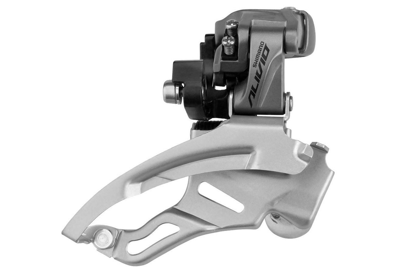 Cambio Dianteiro Alivio FD-M4000 Dual Pull Down Swing - Shimano
