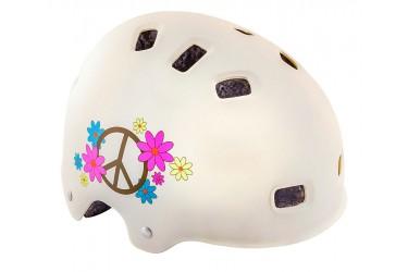 Capacete Infantil para Bike ou Skate Paz P/M - Cycletrack
