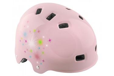 Capacete Infantil para Bike ou Skate Star - Cycletrack