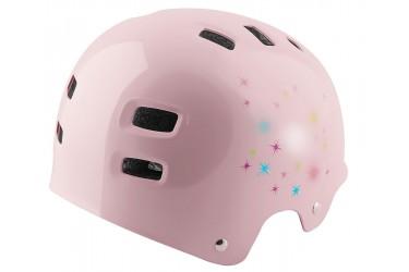 fa8e2113b ... Capacete Infantil para Bike ou Skate Star - Cycletrack 2