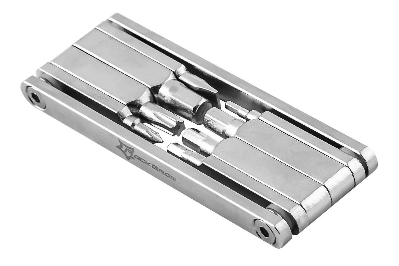 Canivete multiuso para bike 8 funções Rockbros
