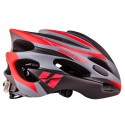 Capacete de ciclista com LED Volcano High One