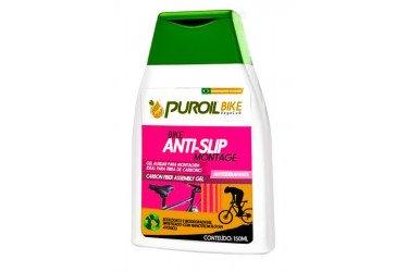 Graxa anti-deslizamento para montagem de bikes de carbono - Puroil