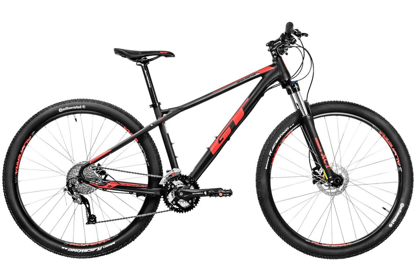 Bicicleta Avalanche Sport 27v 2018 - GT