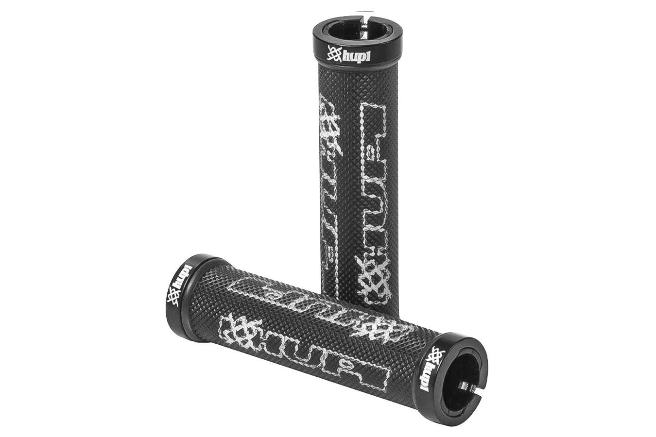 Manopla MTB 130mm com trava Roots - Hupi