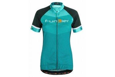 Camisa para Ciclista feminina Spoleto - Funkier