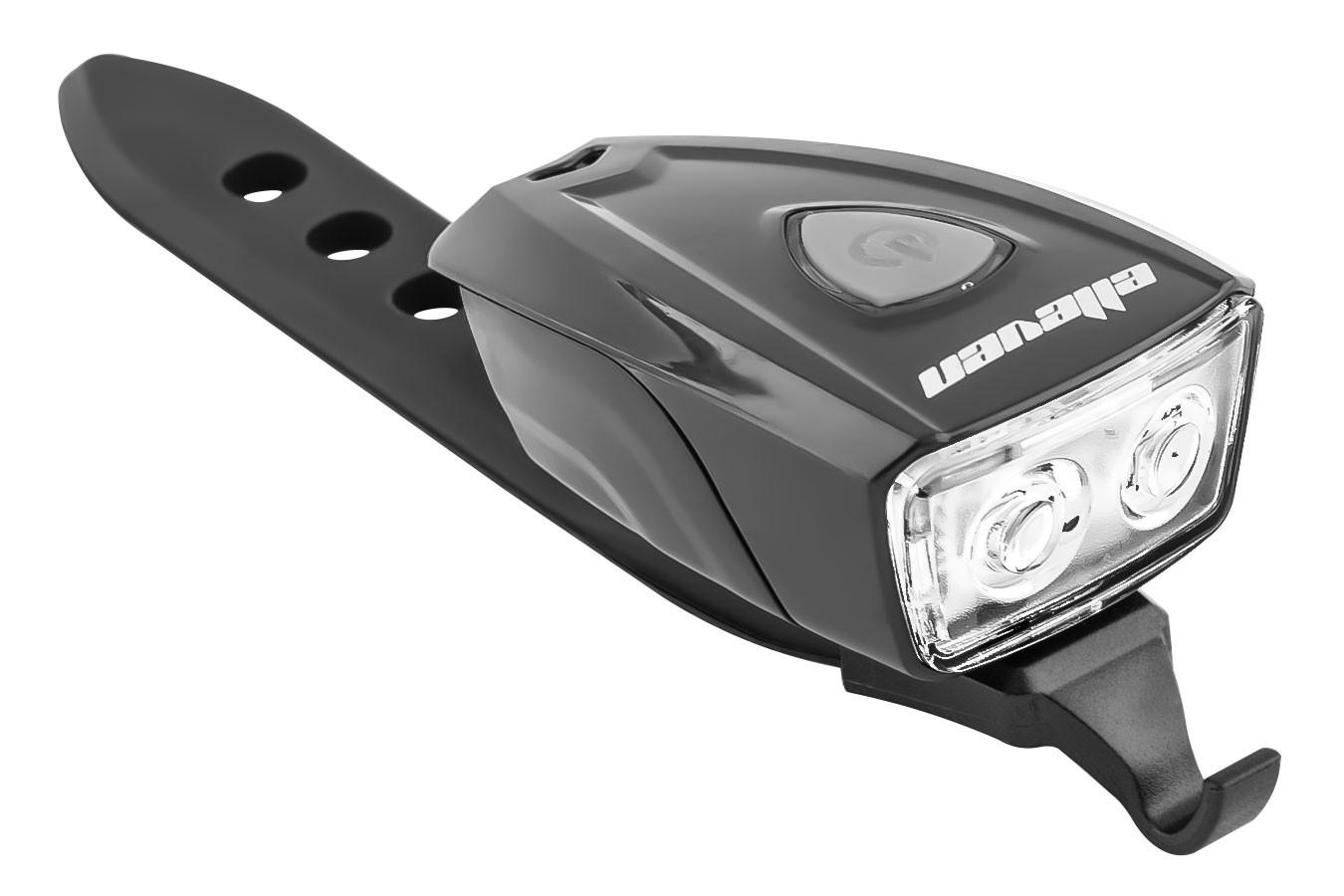 Farol Recarregável USB 2 LEDs 0,5w Elleven
