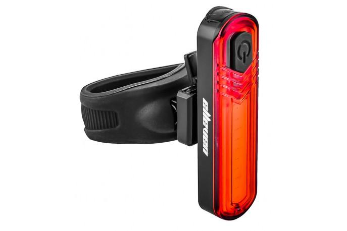 Vista Light traseiro recarregável com 4 funções 10 chips Elleven