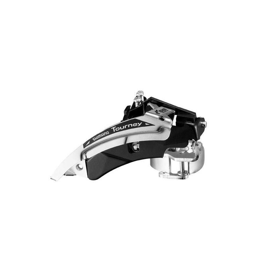 Cambio Dianteiro Shimano Tourney TX51 dual
