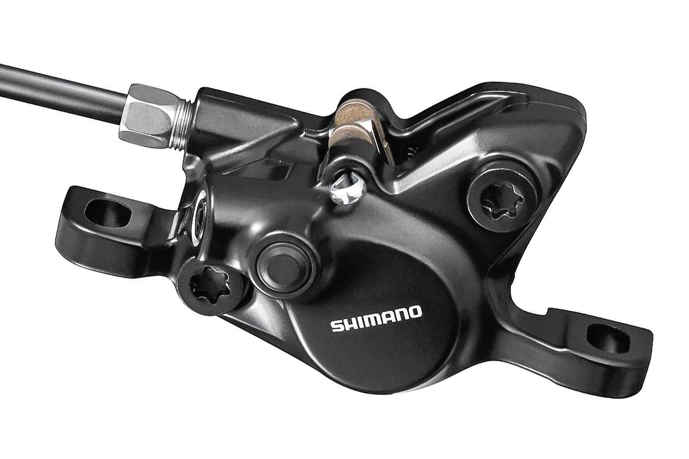 Freios a disco hidráulicos BR-MT200 - Shimano