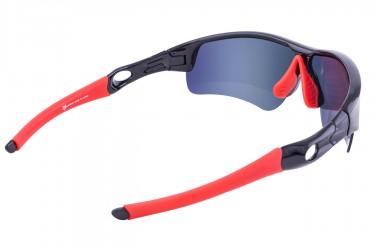 4cb4979cc ... Óculos para ciclistas com lente espelhada 1005 - Rockbros 2