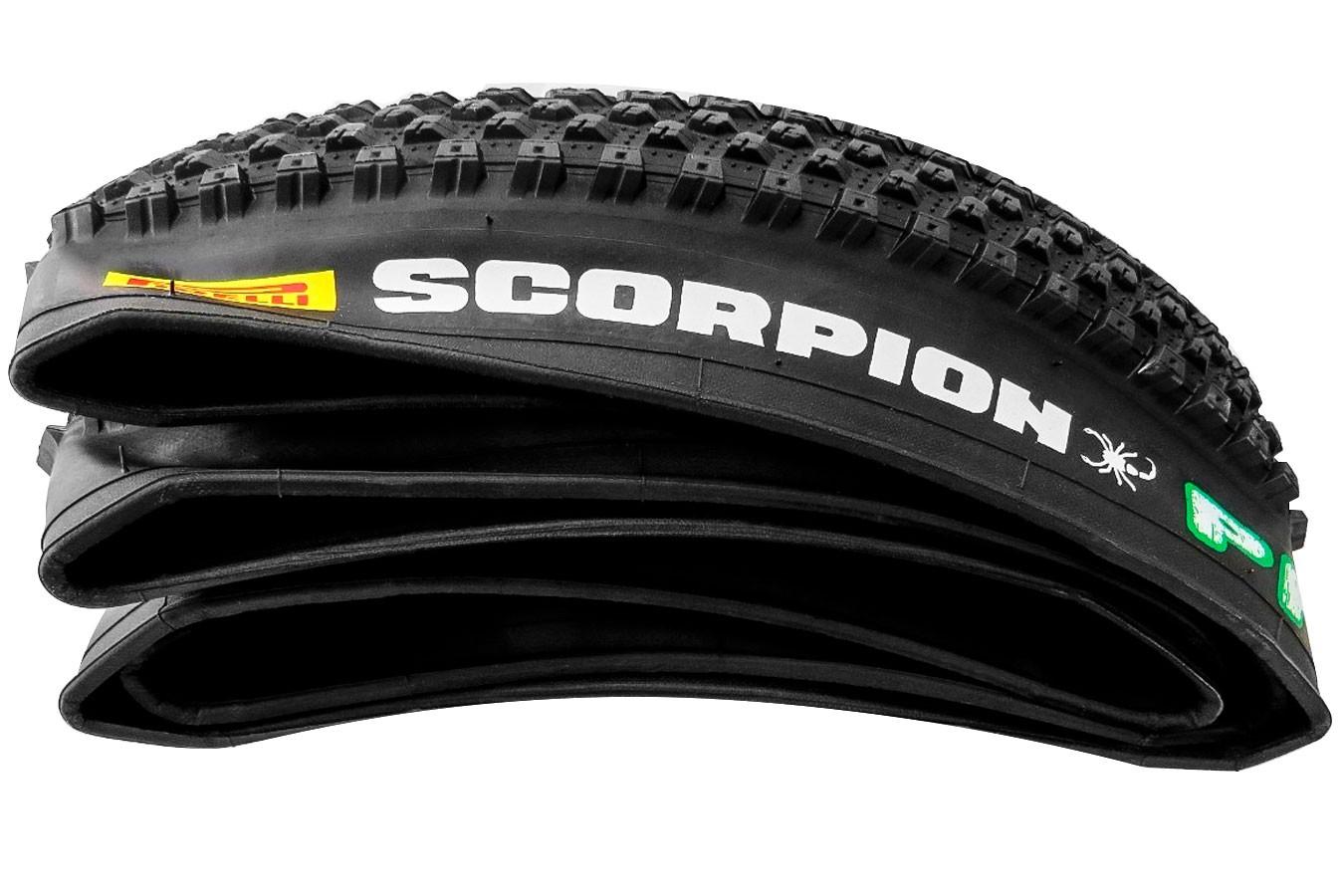 Pneu 29x2.20 Scorpion Pro Kevlar - Pirelli