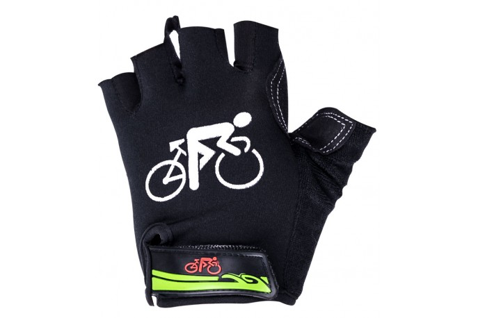 Luva Ciclista Meio Dedo 1013 - China