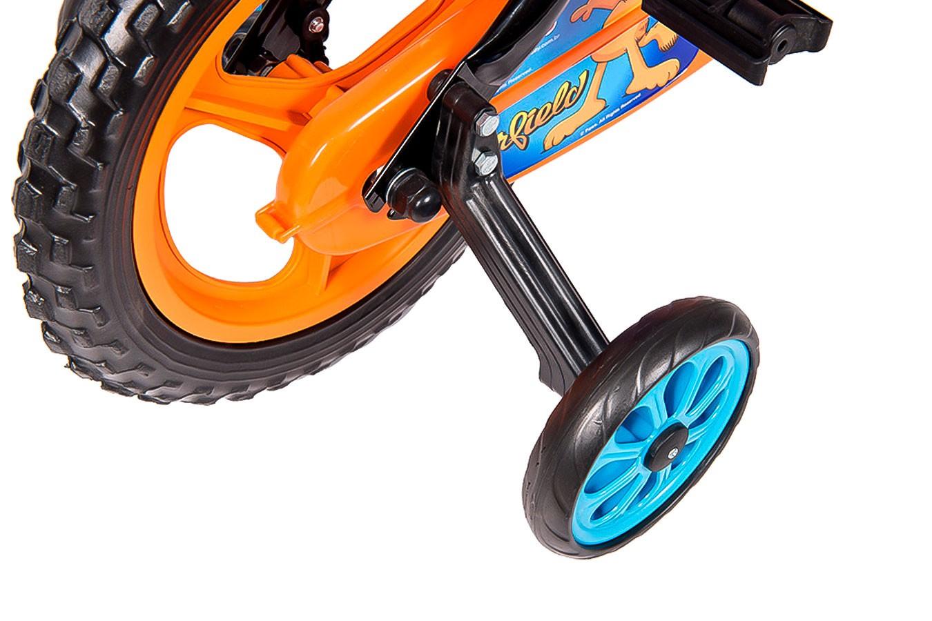 Bicicleta 12 Infantil Garfield - Styll