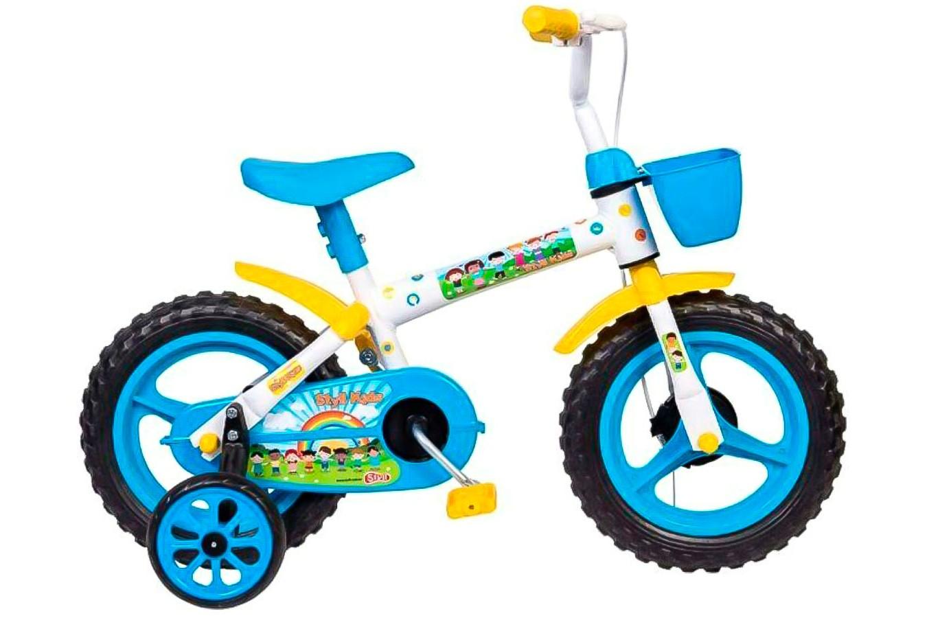 Bicicleta 12 Infantil Kids - Styll