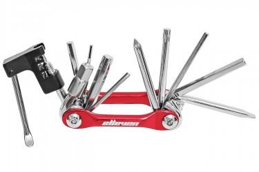 Canivete multiuso 11 funções com extrator de correntes - Elleven