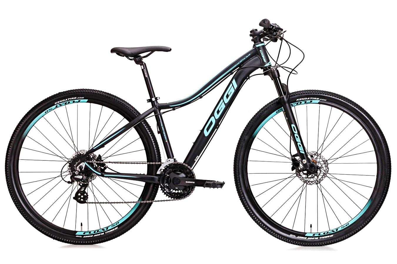 Bicicleta 29 feminina Float 5.0 24 velocidades - Oggi