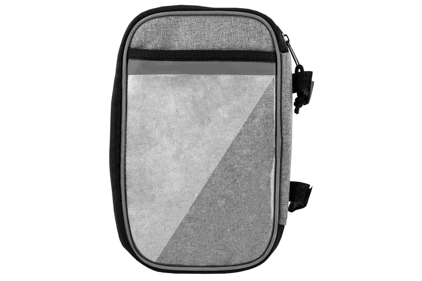 Bolsa térmica para guidão com suporte para celular - Absolute