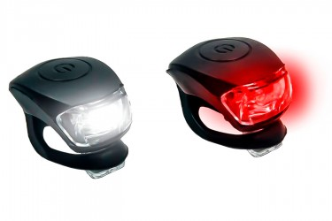 Vista Light em Silicone com 2 LEDs- Xplore