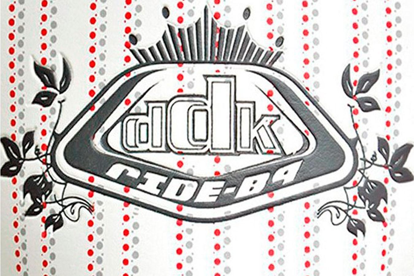 Selim BMX DDK 248 RIDE B9